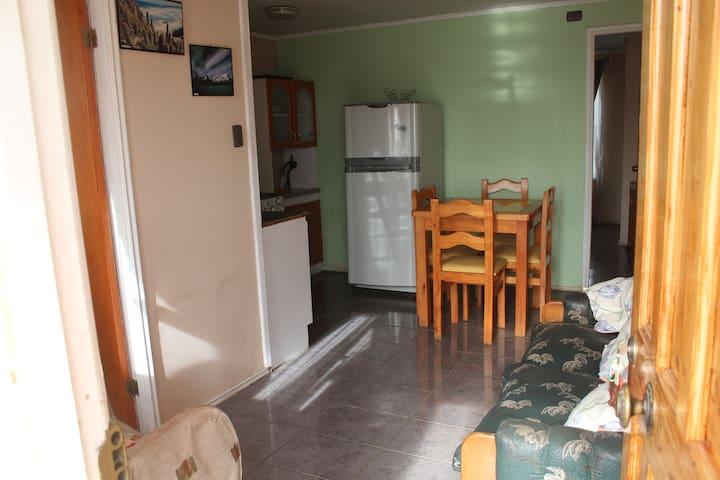 tranquilidad en depto de 1 dormitorio - Algarrobo - Lägenhet