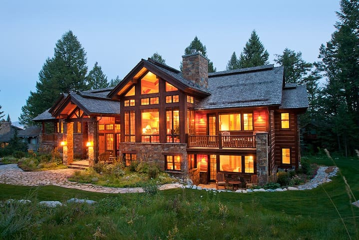 Abode at Two Wolves | Teton Village-Luxury Home | Mountain Paradise-Perfection!