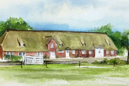 Haus am Meer SCHIPP-LANDEN Nordsee - Husum Schobüll