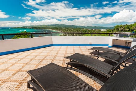 Boracay House for Rent Sea View