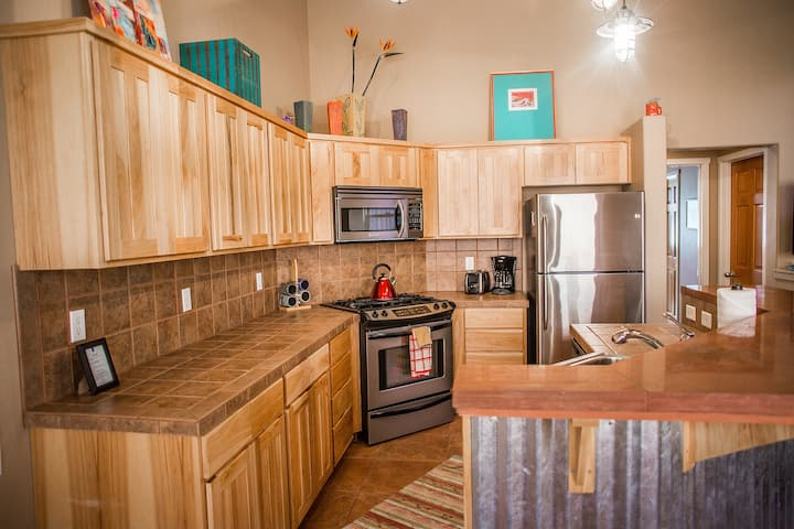 #18 -Colorful Moab Townhouse set in the Red Rock!