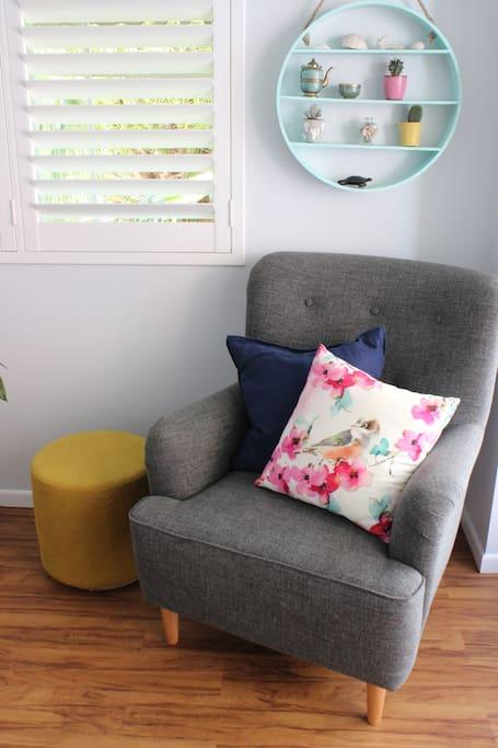 The relaxing Noosa armchair