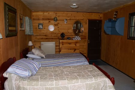 Hull Mt.Cabins/Lake Pillsbury 1Br/1Ba Great View! -  Lake Pillsbury