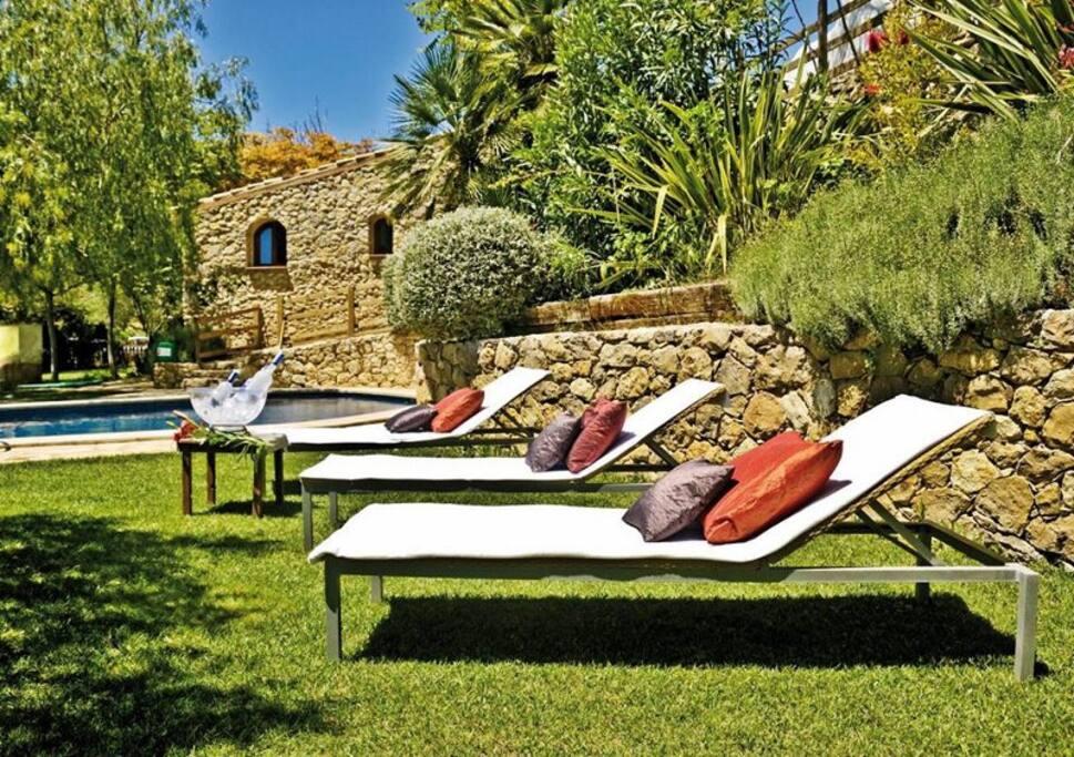 Casa pequeña Cal Simo Area piscina