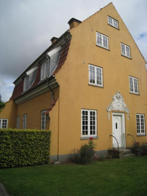 Charming apartment close to CPH