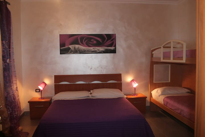 bed and breakfast giorgia airport - Focene - Bed & Breakfast