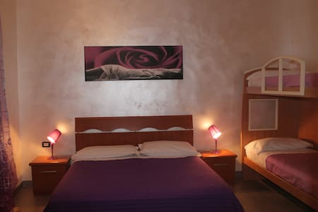 bed and breakfast giorgia airport - Focene