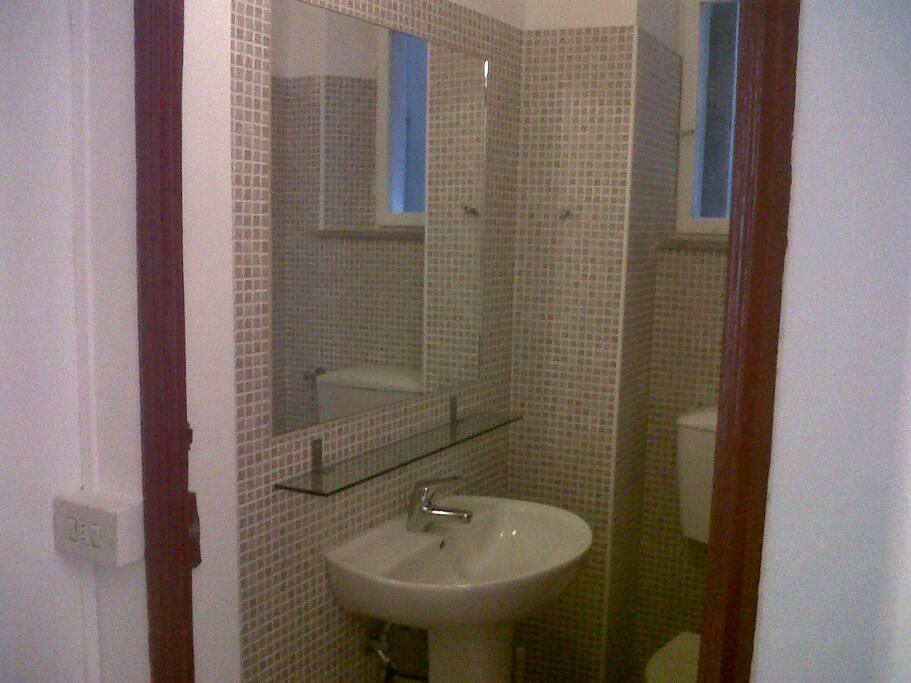 1 dei 2 bagni
