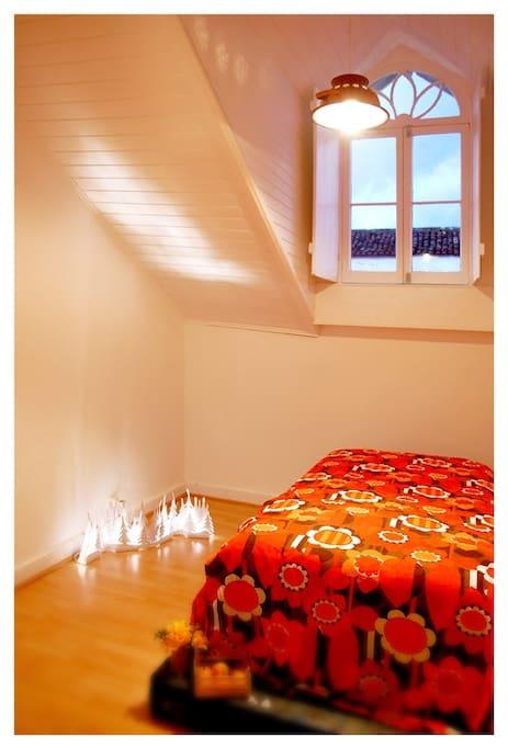 3/4 Hostel - PDL (Tangerina room)