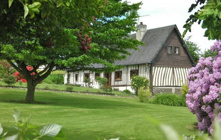 """la maison de """"Mamie"""" - Le Catelier - Hus"""