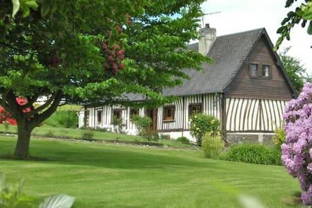 """la maison de """"Mamie"""" - Le Catelier"""