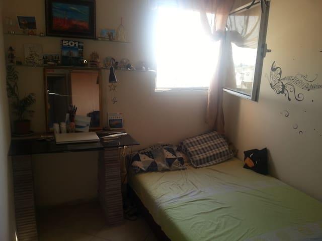 Gay friendly tiny room