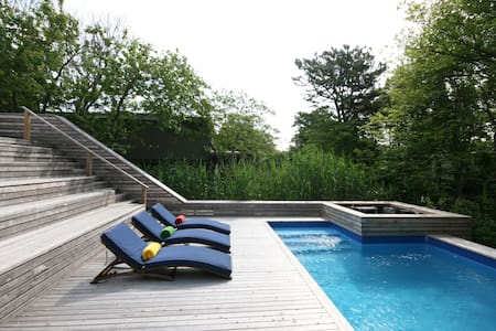 Fire Island Pines, NY - Beach house - Sayville