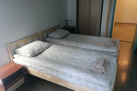Hostel in the heart of Narva