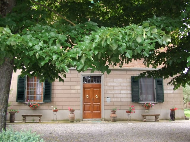 apartment country VILLA OMBRATA - Corazzano