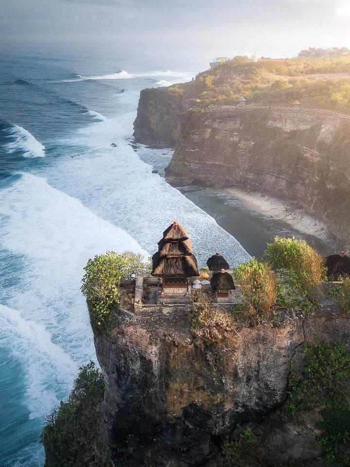 Uluwatu sacred temple
