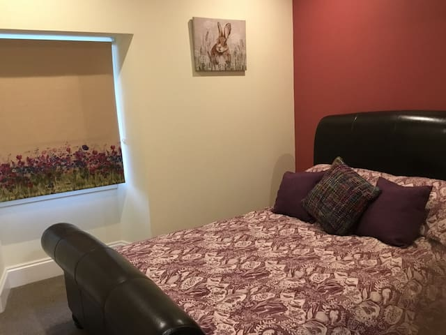 Double room in refurbished B and B