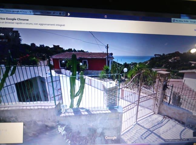 A casa di Angelo - Licata - Huis