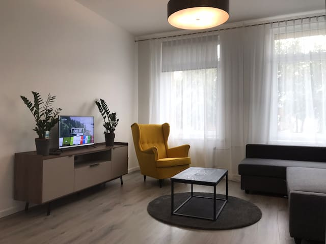 Fresh Apartment