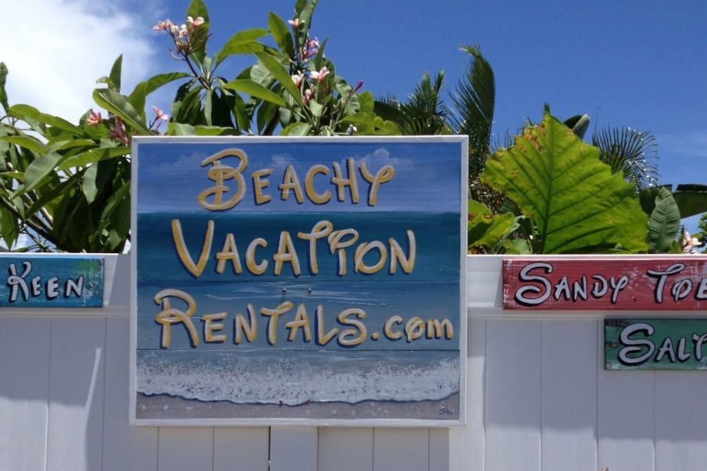 Beachy Vacation Rentals