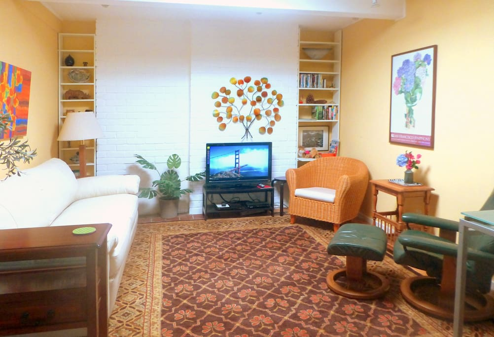 Private 1br Apt On California St Apartments For Rent In Berkeley California United States