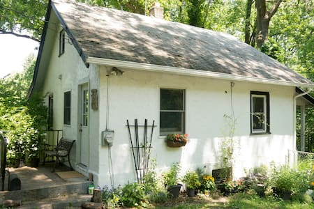 Cozy Carriage House / Cottage - Maison