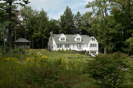 Spring special in a huge gorgeous Berkshire house - Plainfield - Huis
