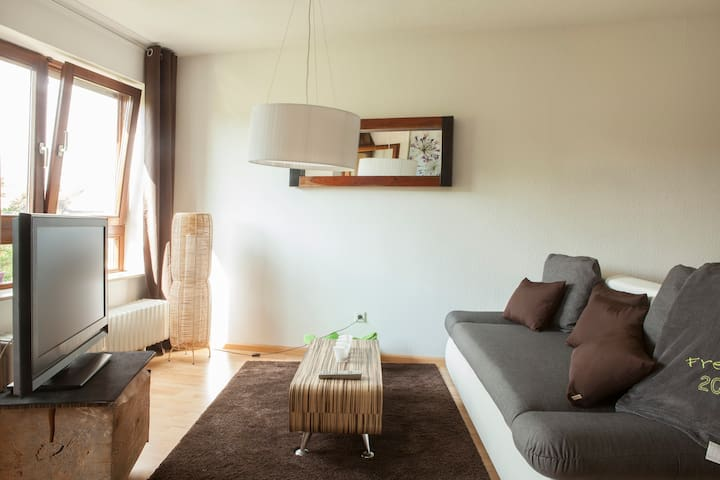 Flat with balcony close to center! - Freiburg - Daire