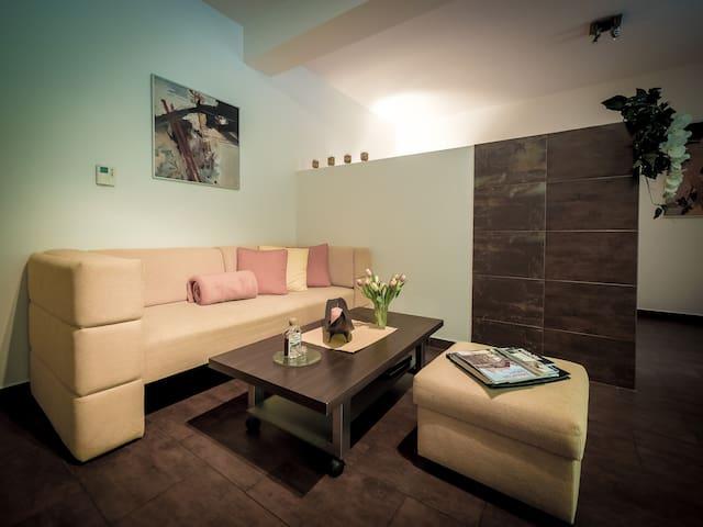 Relax v apartmánech Kolonáda - Luhačovice - Aparthotel