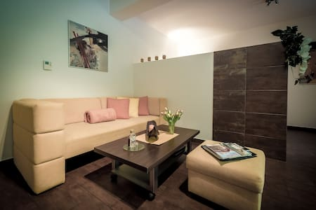 Relax v apartmánech Kolonáda - Luhačovice