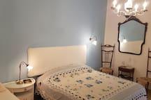 Camera matrimoniale+letto singolo