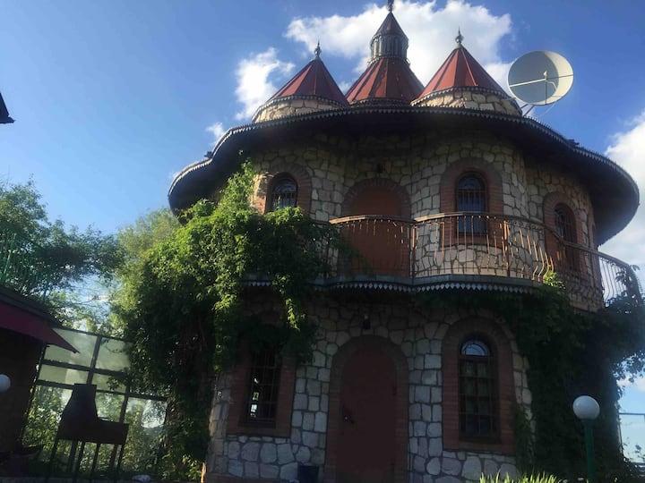 Castle on the Volga / Замок над Волгой