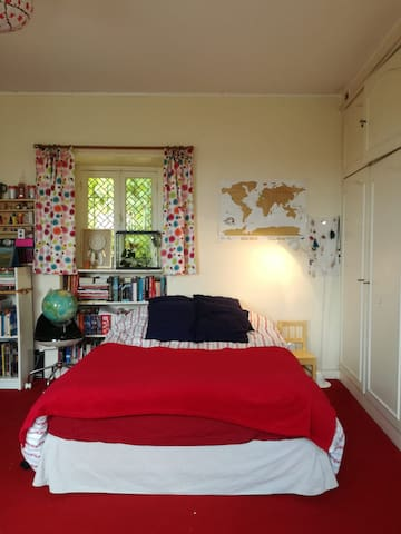 Chambre pour 2/Big bedroom for 2 (RYDER CUP)