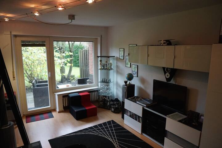 Single Appartement für Freigeister - Münster - Leilighet