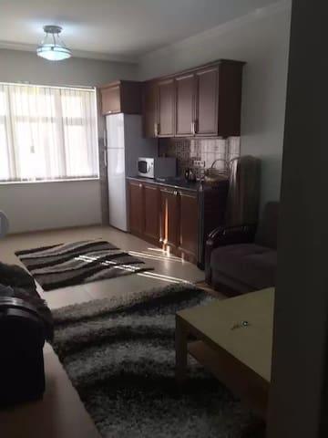 Ashgabat apartment