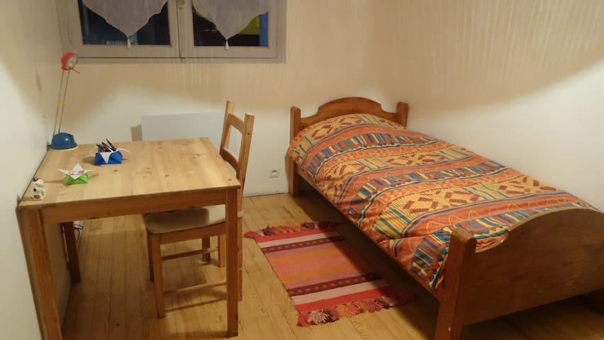 Chambre très confortable très proche du métro - Toulouse