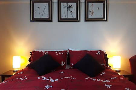 Private room in relaxed and quiet surrounds