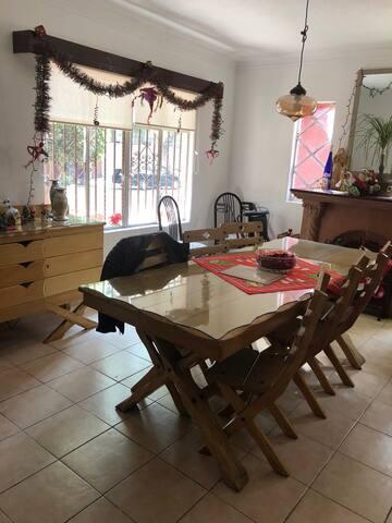 Habitación tranquila centro colonia Del Valle CDMX