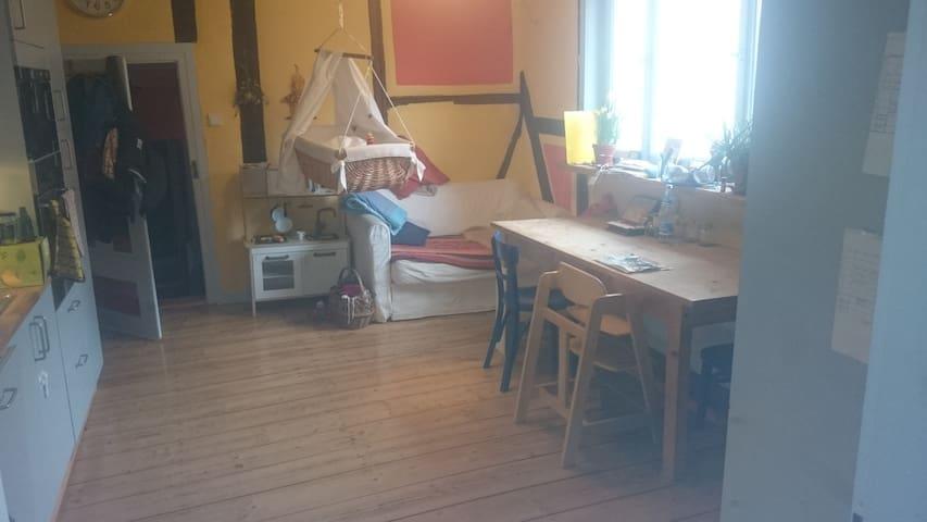 bunte 3-Raum-Wohnung - Bad Sooden-Allendorf - Flat