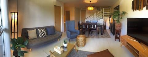 Penthouse Loft Pico deLoro de 3 dormitorios frente a la laguna