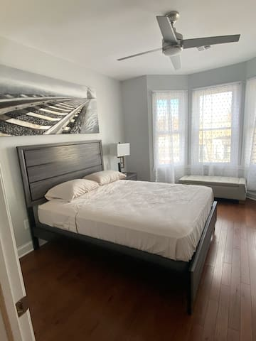 Cozy Jersey City /bayonne 2Bedroom 15min From NYC