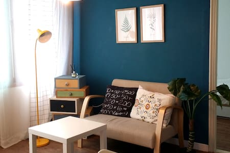 BRIGHT HOUSE/COSY TWOROOMS for 4 - Yeongdeungpo-gu - Daire