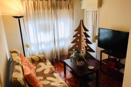 Apartamento en Mieres.  Pensando para un descanso
