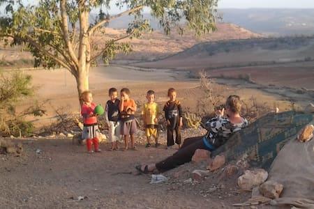 Dar Idar Tafdna : Sejour a la compagne (08 Adult) - Centre Commune Tafedna - Hus