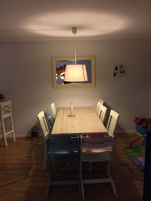 Dinning table ( 10 people )