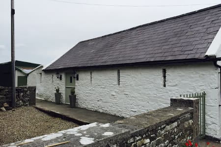Charming Romantic Old Cottage near Doolin - Kilshanny - Dom