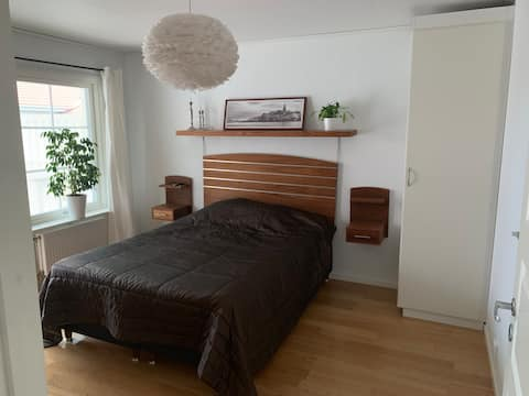 Bedroom, student/worker/traveler (13kvm).