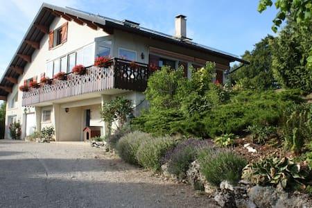 Chez Agnès et Didier - Hauteville-Lompnes