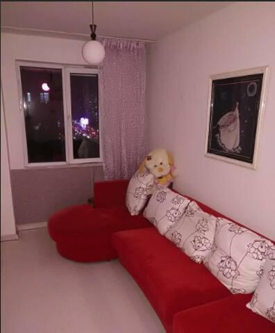 温馨有爱 家庭式公寓 - Benxi - Byt
