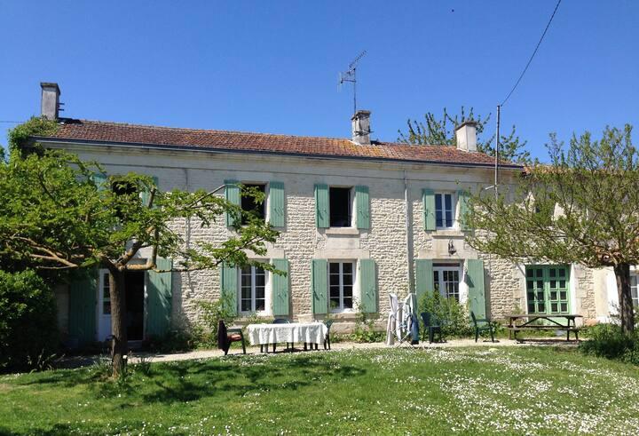 Les Mojhettes - Charente Maritime